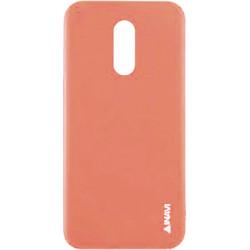 Силикон Xiaomi Redmi5 Plus peach Inavi