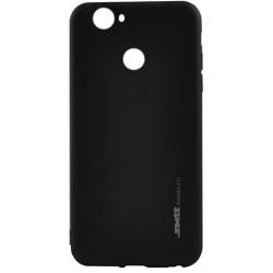 Силикон Huawei Nova black SMTT