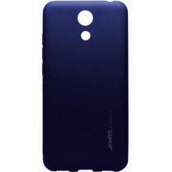 Силикон Meizu M5C dark blue SMTT