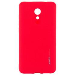 Силикон Meizu M5C red SMTT