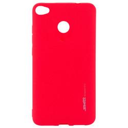 Силикон Xiaomi Redmi Note5A Pro red SMTT