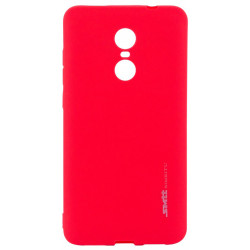 Силикон Xiaomi Redmi5 Plus red SMTT