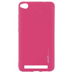 Силикон Xiaomi Redmi5A pink SMTT