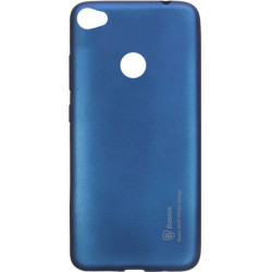 Силикон Xiaomi Redmi Note5A Pro blue Baseus