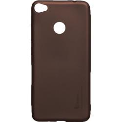 Силикон Xiaomi Redmi Note5A Pro brown Baseus