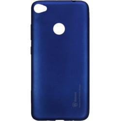Силикон Xiaomi Redmi Note5A Pro dark blue Baseus