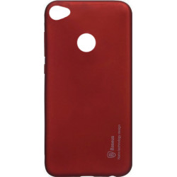 Силикон Xiaomi Redmi Note5A Pro red Baseus