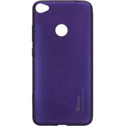 Силикон Xiaomi Redmi Note5A Pro violet Baseus