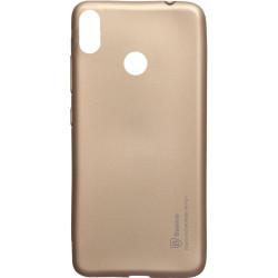 Силикон Xiaomi Redmi S2 gold Baseus