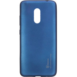 Силикон Xiaomi Redmi5 Plus blue Baseus