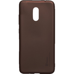 Силикон Xiaomi Redmi5 Plus brown Baseus