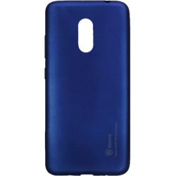 Силикон Xiaomi Redmi5 Plus dark blue Baseus
