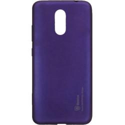 Силикон Xiaomi Redmi5 Plus violet Baseus