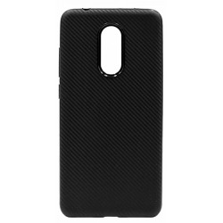 Силикон Xiaomi Redmi5 Plus black Carbon iPAKY