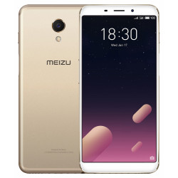 Meizu M6S 3/64Gb Gold Европейская версия EU GLOBAL Гар. 3 мес +FULL-комплект*