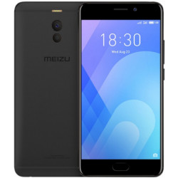 Meizu M6 Note 4/64Gb Black Европейская версия EU GLOBAL Гар. 3 мес +FULL-комплект аксессуаров*