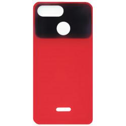 Силикон Xiaomi Redmi6 black Soft Touch