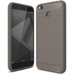 Накладка Xiaomi Redmi Note4X gray slim TPU iPAKY