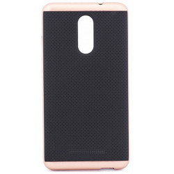 Накладка Xiaomi Redmi3 black/gray iPAKY