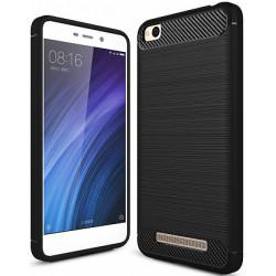 Накладка Xiaomi Redmi4A black slim TPU iPAKY