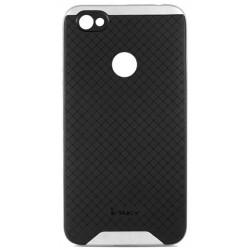 Накладка Xiaomi Redmi Note5A Pro black/silver iPaky