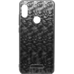 Накладка Xiaomi Redmi Note5/5Pro black мозаика Motomo