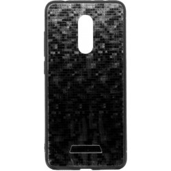Накладка Xiaomi Redmi5 black мозаика Motomo