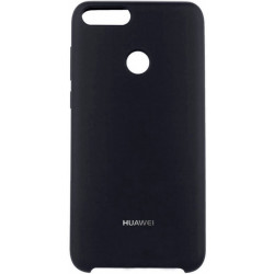 Накладка Huawei P Smart Dark Blue Soft Case