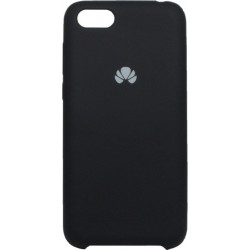 Накладка Huawei Y5 (2018) black Soft Case