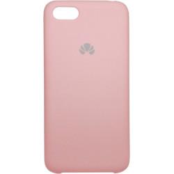 Накладка Huawei Y5 (2018) pink Soft Case
