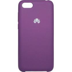 Накладка Huawei Y5 (2018) violet Soft Case