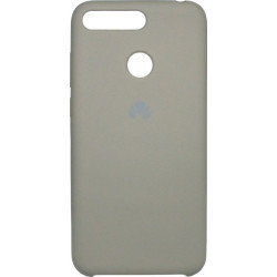 Накладка Huawei Y6 Prime (2018)/Honor7A Pro beige Soft Case