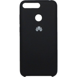 Накладка Huawei Y6 Prime (2018)/Honor7A Pro black Soft Case
