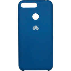 Накладка Huawei Y6 Prime (2018)/Honor7A Pro green blue Soft Case