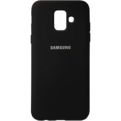 Накладка SA A6 (2018) A600FZ black Soft Case