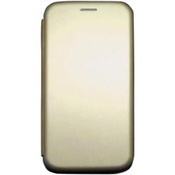 Чехол-книжка Meizu M6S gold Wallet