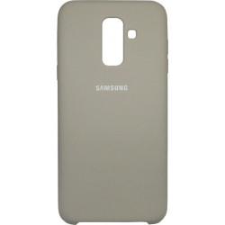 Накладка SA A6+ (2018) A605 beige Soft Case