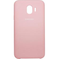 Накладка SA J4 (2018) pink Soft Case