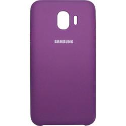 Накладка SA J4 (2018) violet Soft Case
