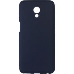 Силикон Meizu M6S dark blue Soft Touch