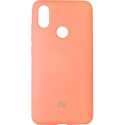 Накладка Xiaomi Mi A2/6X pink Soft Case