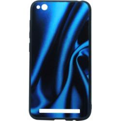 Накладка Xiaomi Redmi5A Blue Silk Incore