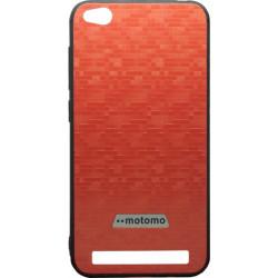 Накладка Xiaomi Redmi5A red мозаика Motomo