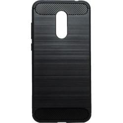 Накладка Xiaomi Redmi5 Plus black slim TPU PC