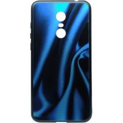 Накладка Xiaomi Redmi5 Plus Blue Silk Incore