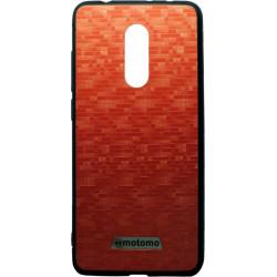 Накладка Xiaomi Redmi5 red мозаика Motomo