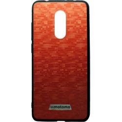 Накладка Xiaomi Redmi5 Plus red мозаика Motomo