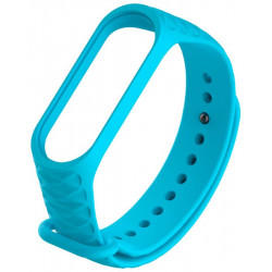 Ремешок Xiaomi Mi Band 3 rhombus blue