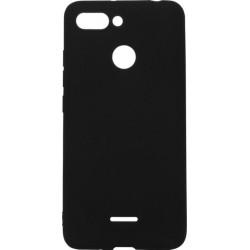 Силикон Xiaomi Redmi6 black Soft Touch Remax