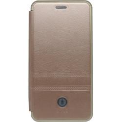 Чехол-книжка Xiaomi A2 Lite/6pro rose gold Metall iMAX